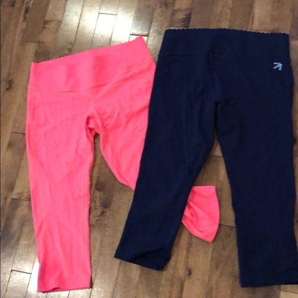 25130f657e43 J. Crew Pants   New Balance For J Crew Womens Medium Leggings   Poshmark